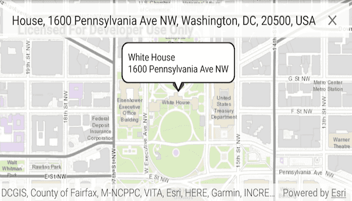 Image of find address