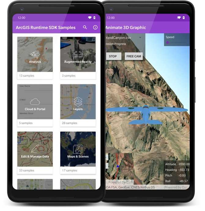 ArcGIS Runtime API for Android