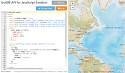 Build your first application | Guide | ArcGIS API for