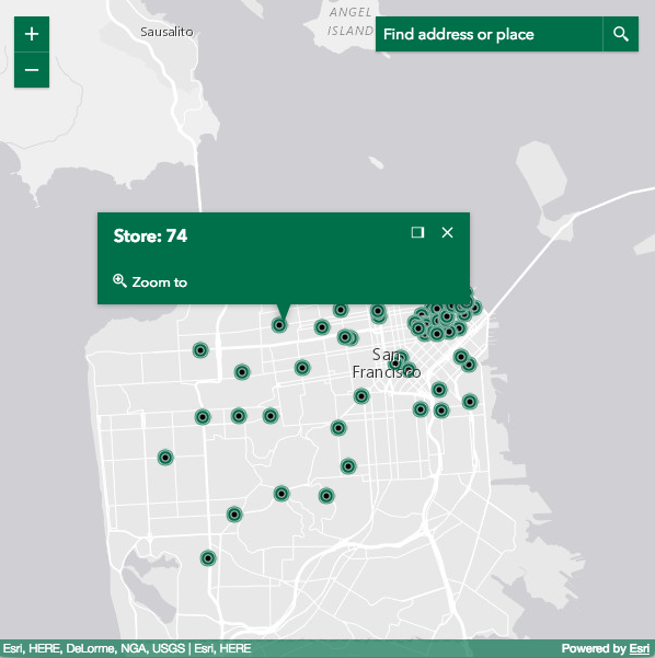 Styling  ArcGIS API for JavaScript 45