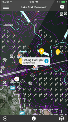 Fishidy Fishing Reporting App | ArcGIS for Developers